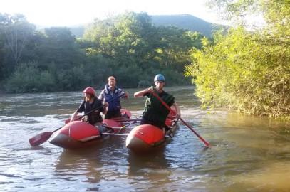 Отчет турклуба «Поток» о походе по реке Тигровая