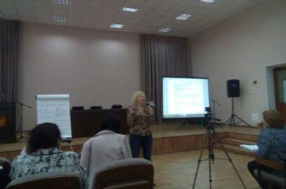 Для тех,кто хочет реализовать свою идею,найти партнеров, написать проект, получить, грант состоялся семинар-тренинг в п.Славянка