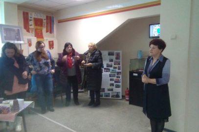 Музейное пространство Дворца, как активный образовательный ресурс