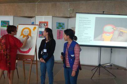 Гостеприимство Владивостокского Дворца детского творчества будем помнить всегда