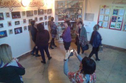 Экскурсии по Владивостокскому городскому Дворцу детского творчества