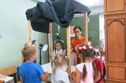 65 детей Владивостока уже увидели лучшие мультфильмы международного фестиваля «Жар-Птица»