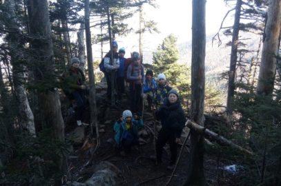Наши первые вершины! Отчет о походе СГТ «Вертикаль»