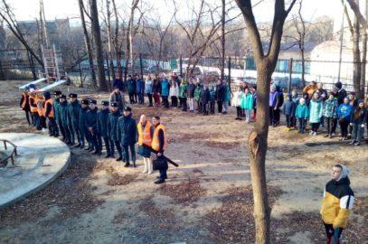 Отчет  о проведении физкультурно-массового мероприятия г. Владивостока  среди учащихся по поисково-спасательным работам  «ПСР – 2019»