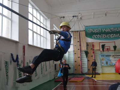 Первенство г. Владивостокапо спортивному туризму «Новогодние старты-2019»