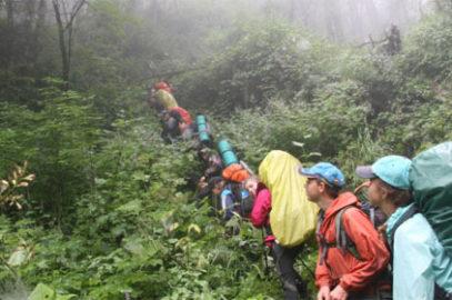 Отчеты о походах туристского клуба «Вибрам»