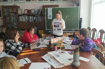 Тренинг по социальному проектированию для школьников Владивостока