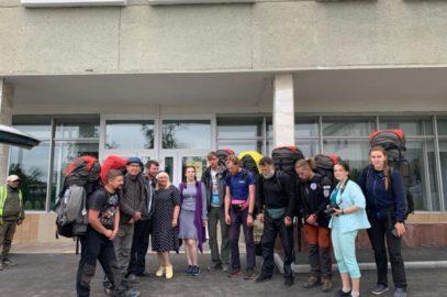 ЭкспедициЯ «Россия 2021»во Владивостоке
