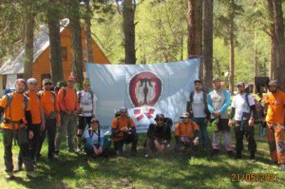 Учебный сбор Всероссийской школы инструкторов «Архыз-2021-Осень»